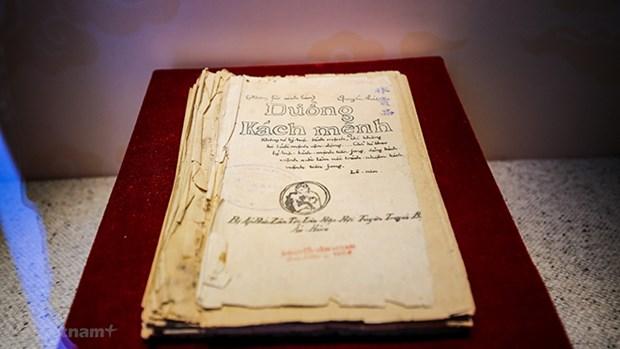 Otorgan al Museo de Ho Chi Minh dos obras en idioma italiano sobre presidente Ho Chi Minh hinh anh 1