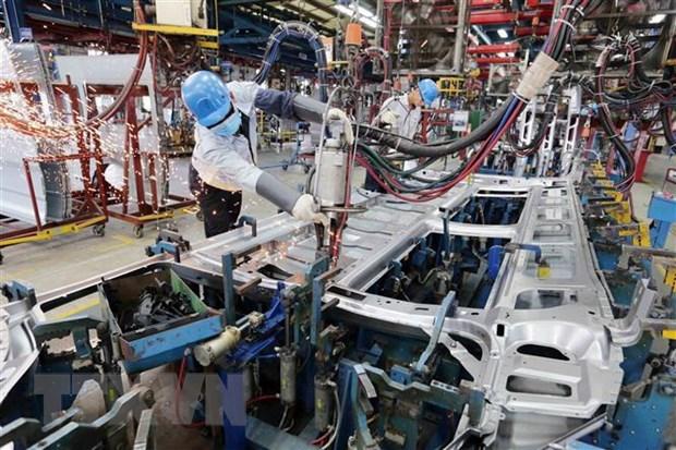 Economia de Vietnam podria alcanzar crecimiento de dos por ciento en 2020, segun Instituto hinh anh 1