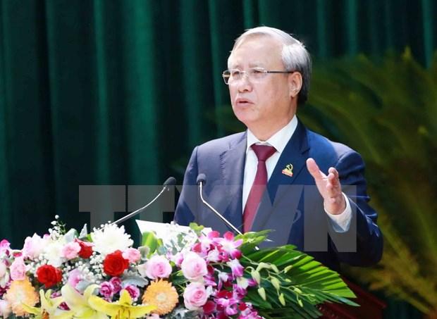Dirigente partidista insta a provincia vietnamita de Ninh Binh a centrarse en desarrollo turistico hinh anh 1