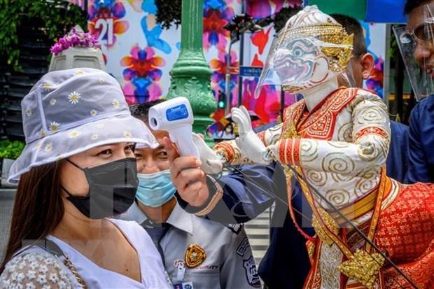 Tailandia da bienvenida a visitantes internacionales despues de siete meses de cerrar sus fronteras hinh anh 1