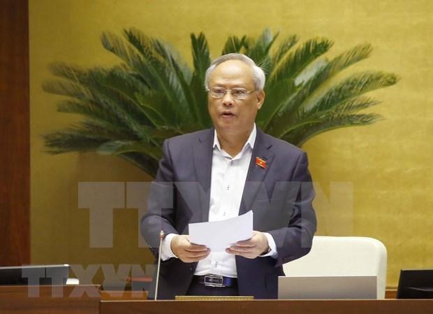 Cierra Parlamento de Vietnam segunda jornada de X periodo de sesiones hinh anh 1