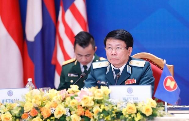 Celebran Conferencia de Jefes de las Fuerzas Aereas de la ASEAN hinh anh 1