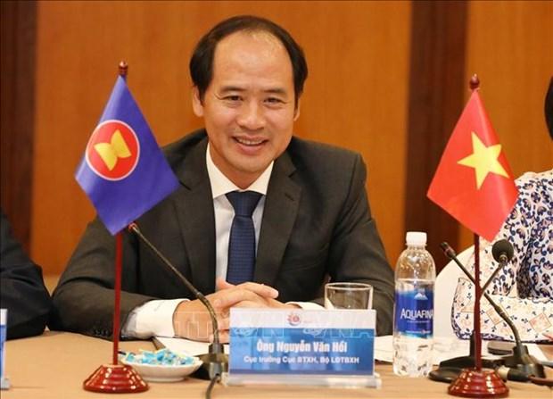 ASEAN promueve el emprendimiento de personas con discapacidad hinh anh 1