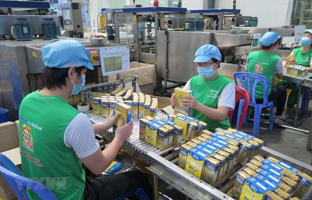 Provincia vietnamita de Binh Duong capta 840 millones de dolares en parques industriales hinh anh 1