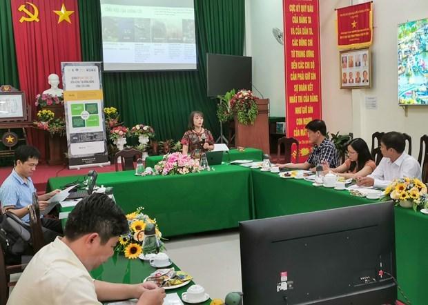 WWF apoya gestion y explotacion sostenible de arena en Delta del Rio Mekong hinh anh 1