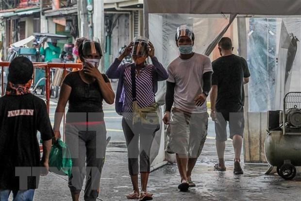 Filipinas considera reabrir la frontera hinh anh 1