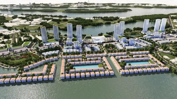 Grupo nipon selecciona socios para construir ciudades inteligentes en Hanoi hinh anh 1