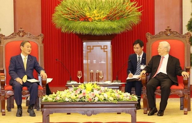 Japon aboga por futuro pacifico y prospero en la region del Indo-Pacifico hinh anh 1