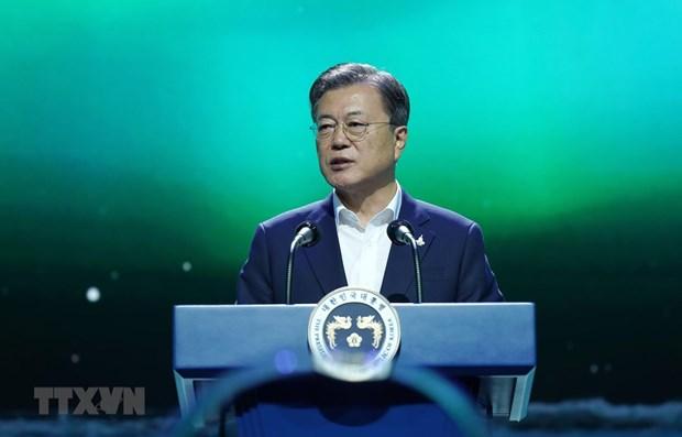 Perspectiva brillante en nexos de cooperacion entre Corea del Sur y Laos hinh anh 1