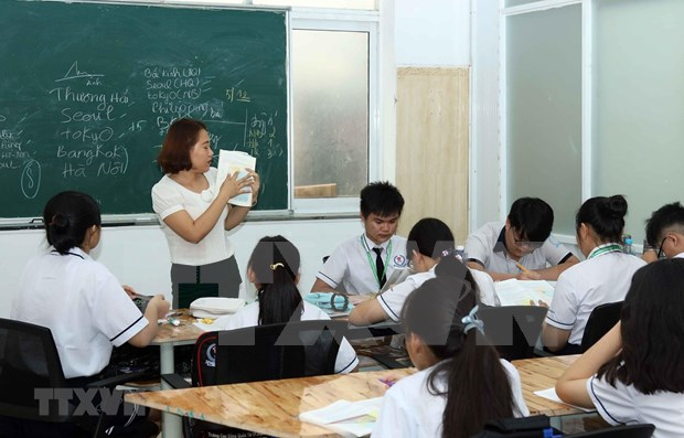Promueven en Vietnam cooperacion sostenible entre empresas y universidades hinh anh 1