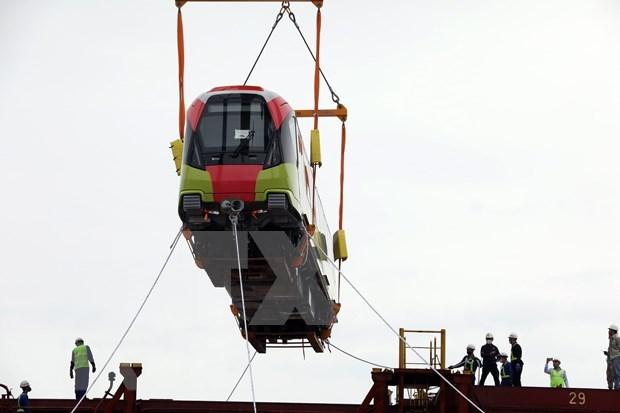 JICA enfatiza el papel del tren urbano en Vietnam hinh anh 1