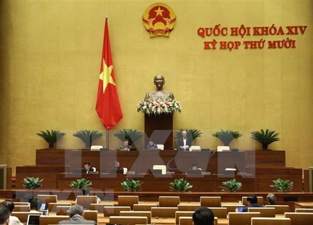 Parlamento de Vietnam busca fortalecer recursos nacionales para prevenir el VIH/SIDA hinh anh 1
