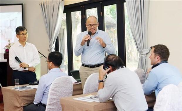 Vietnam optimiza potencialidades para el desarrollo del modelo ESCO hinh anh 1