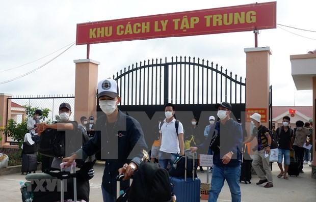 Vietnam acumula 52 dias sin nuevo caso del COVID-19 entre la comunidad hinh anh 1