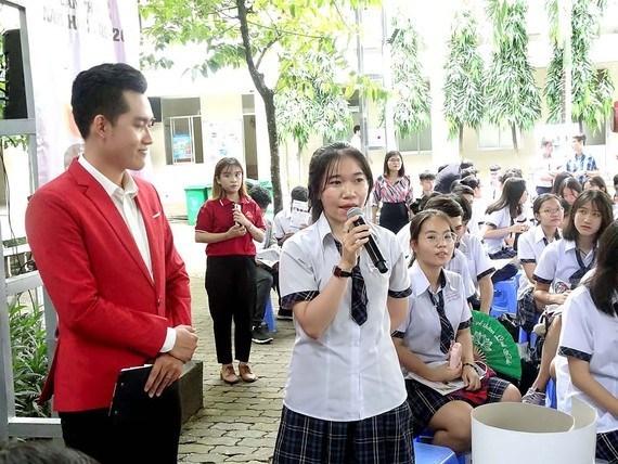 Destacan en Vietnam importancia de la orientacion profesional para estudiantes preuniversitarios hinh anh 1