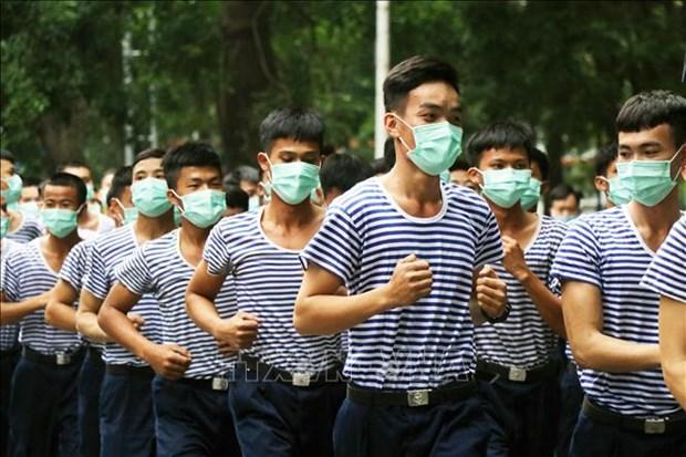Miles de personas participan en Dia de Carrera Olimpica por la salud publica 2020 hinh anh 1