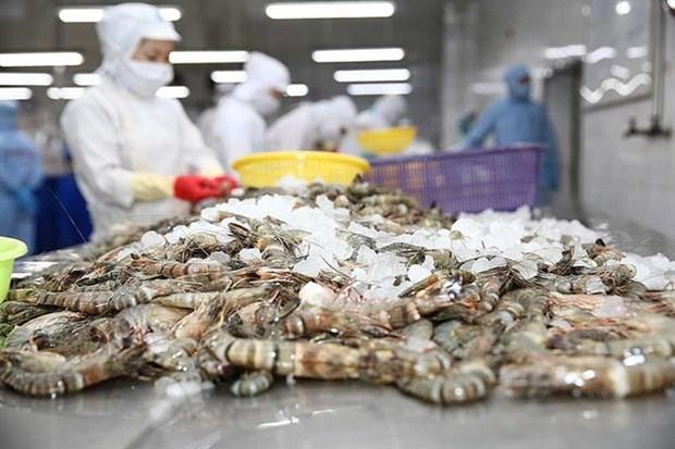 Empresa vietnamita de mariscos se opone a impuesto antidumping de Estados Unidos hinh anh 1