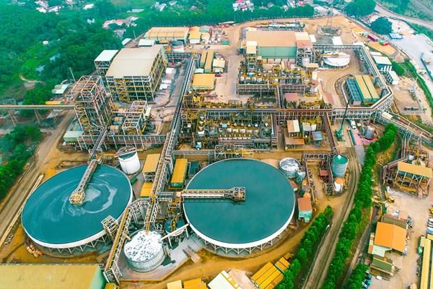Mitsubishi Materials invierte 90 millones de dolares en empresa vietnamita hinh anh 1