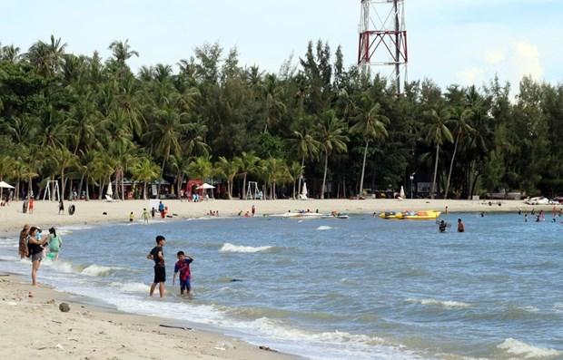 Provincia survietnamita aprovecha ventajas para desarrollo economico maritimo hinh anh 1