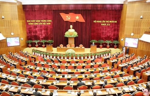 Convocan a opinion publica en Vietnam sobre borradores de documentos del XIII Congreso Nacional del Partido hinh anh 1