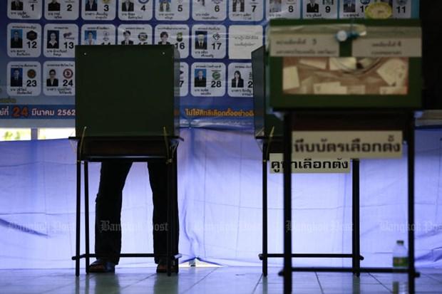 Tailandia fija elecciones provinciales para el 20 diciembre hinh anh 1