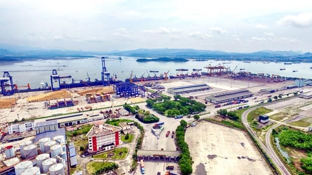 Provincia vietnamita de Quang Ninh por atraer inversiones en zonas industriales hinh anh 1