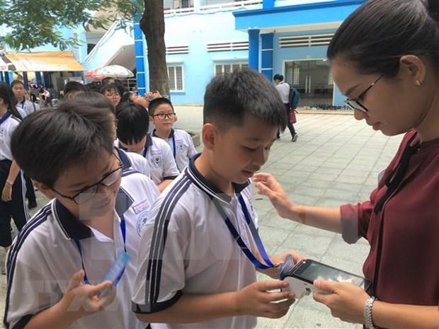Provincia vietnamita de Binh Phuoc invertira fondo millonario para construir escuelas inteligentes hinh anh 1