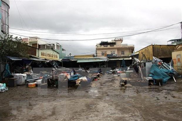 Viceprimer ministro de Vietnam instruye medidas para superar consecuencias de tifon hinh anh 1