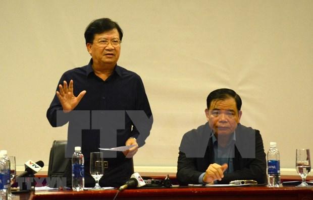 Piden movilizar aeronaves en Vietnam para buscar barcos pesqueros accidentados en el mar hinh anh 1