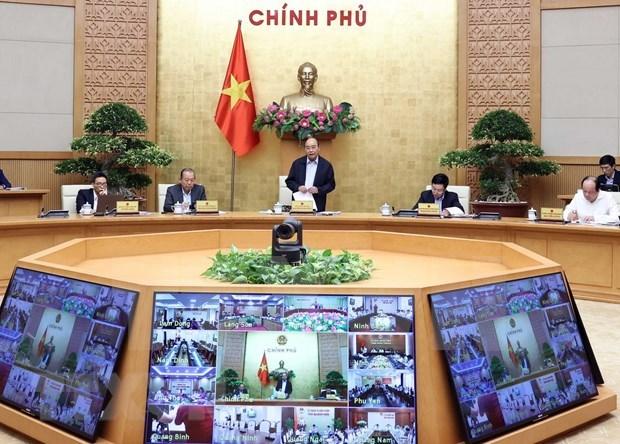 Premier de Vietnam pide aceleracion de desembolso de ayuda oficial para el desarrollo hinh anh 1