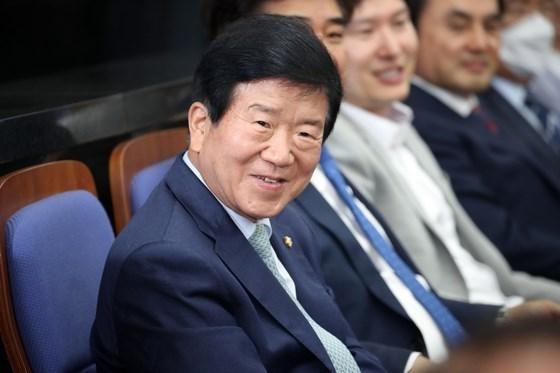 Visita a Vietnam de dirigente parlamentario de Corea del Sur demuestra fuertes lazos bilaterales hinh anh 1