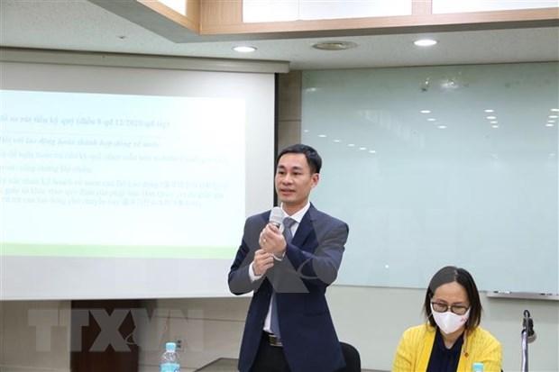 Actualizan de nuevas politicas aplicadas a trabajadores vietnamitas en Corea del Sur hinh anh 1