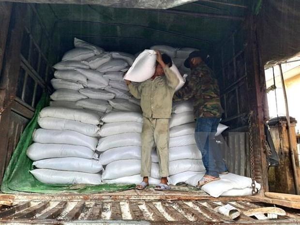 Vietnam se esfuerza por superar severas secuelas de desastres naturales hinh anh 1