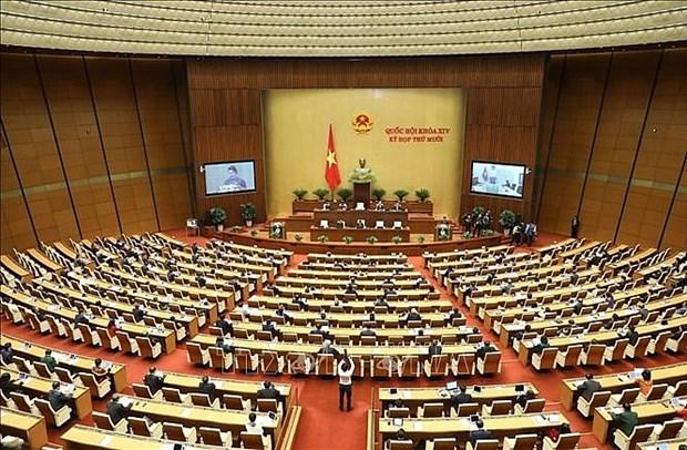 Debatira la Asamblea Nacional de Vietnam temas socioeconomicos relevantes hinh anh 1
