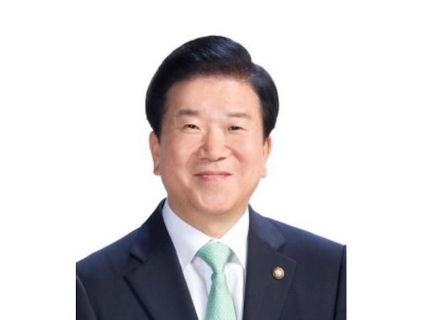 Presidente de Asamblea Nacional de Corea del Sur inicia visita a Vietnam hinh anh 1