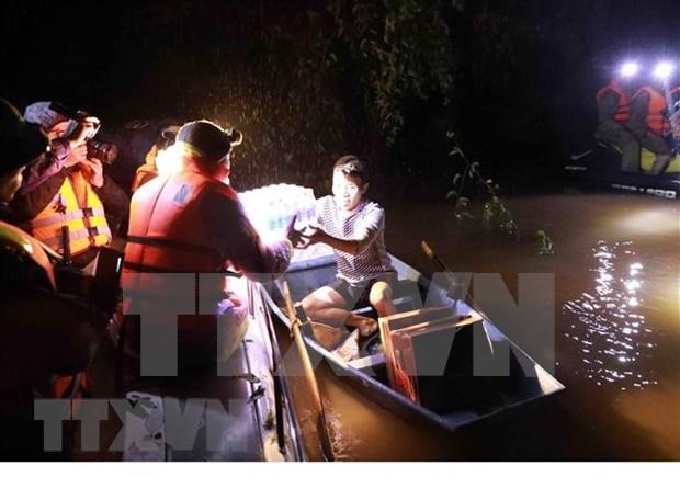 Vietnam por brindar asistencia oportuna a afectados por desastres hinh anh 1