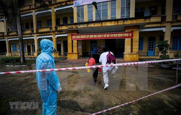 Vietnam continua sin registrar nuevos casos de coronavirus en comunidad hinh anh 1