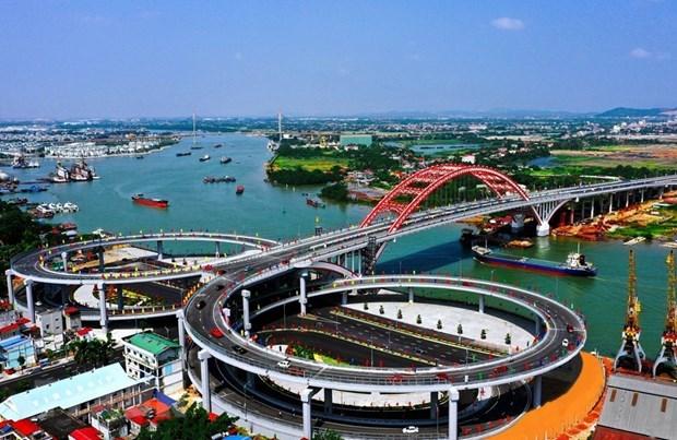 Ciudad vietnamita plantea alcanzar 4,2 mil millones de dolares por ingreso presupuestario hinh anh 1