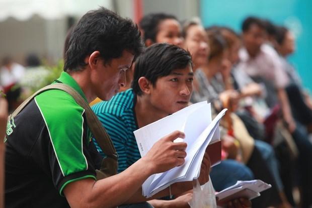Tailandia enfrenta escasez de mano de obra debido al cierre de fronteras hinh anh 1