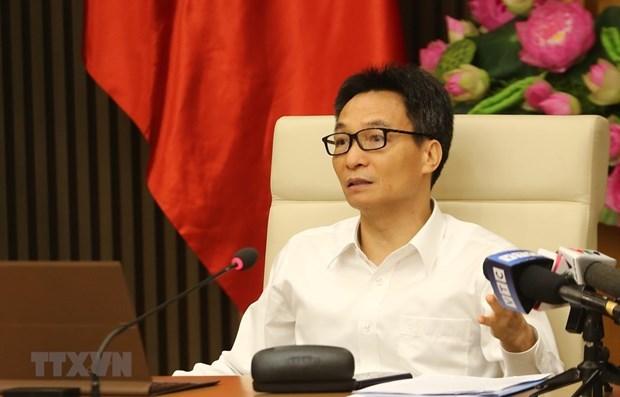 Mantiene Vietnam vigilancia y control epidemiologico ante el COVID-19 hinh anh 1