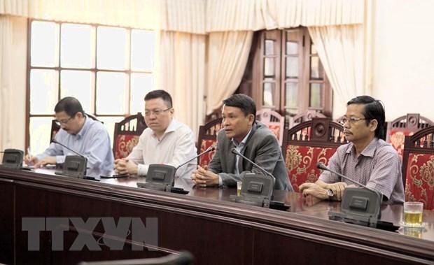 Agencia Vietnamita de Noticias respalda a pobladores afectados por desastres naturales en provincias centrales hinh anh 1