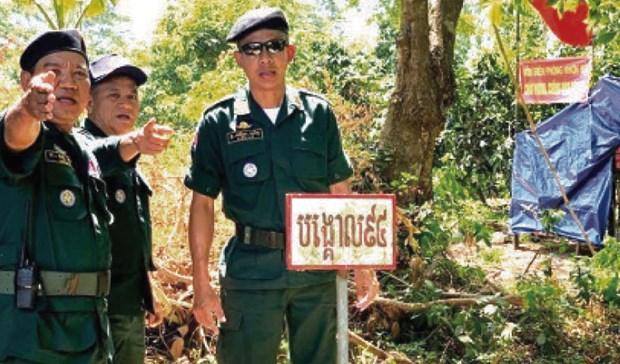 Parlamento de Camboya ratifica proyecto de ley sobre demarcacion fronteriza con Vietnam hinh anh 1