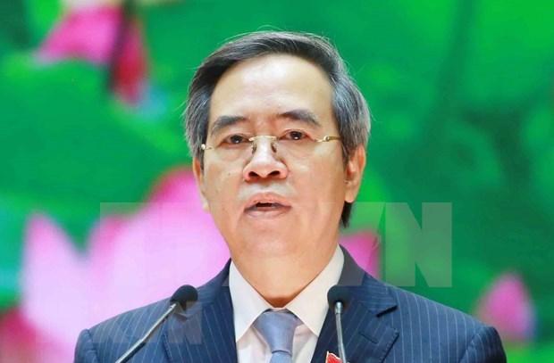 Proponen sanciones disciplinarias a alto funcionario de Partido Comunista de Vietnam hinh anh 1