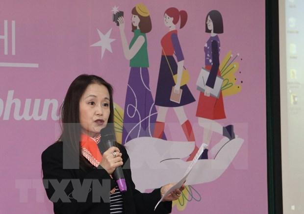 UNFPA apoya a mujeres en riesgo de violencia en Vietnam hinh anh 1