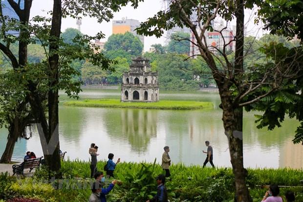 Sector de turismo de Hanoi muestra senales de recuperacion hinh anh 1