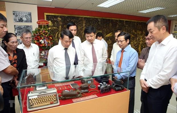 La VNA y la ciudad de Da Nang impulsan colaboracion hinh anh 1