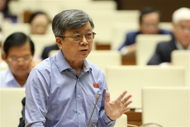 Diputado vietnamita propone recomendaciones para el progreso de Vietnam en 2021-2025 hinh anh 1