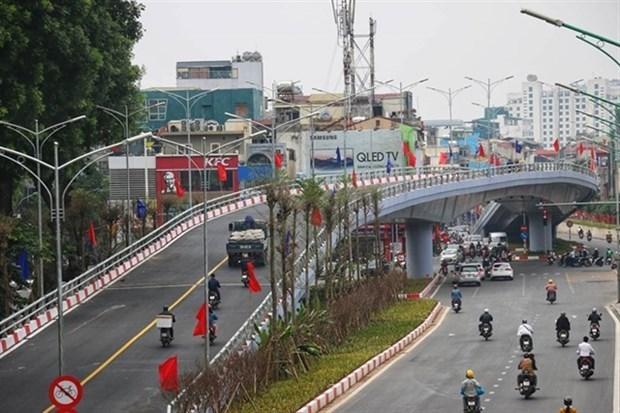 Emprenderan en Vietnam grandes proyectos de transito con fondos de ayuda oficial para el desarrollo hinh anh 1