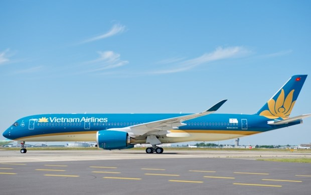 Vietnam Airlines recibe tres gran premios de viaje hinh anh 1