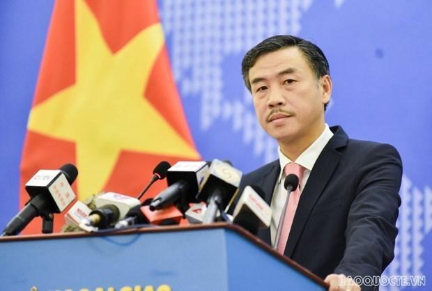 Considera Vietnam a Estados Unidos como uno de los socios mas importantes hinh anh 1
